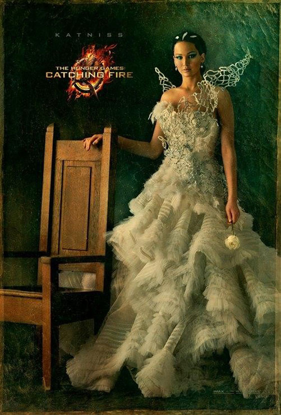 The Hunger Games: Catching Fire Poster #2