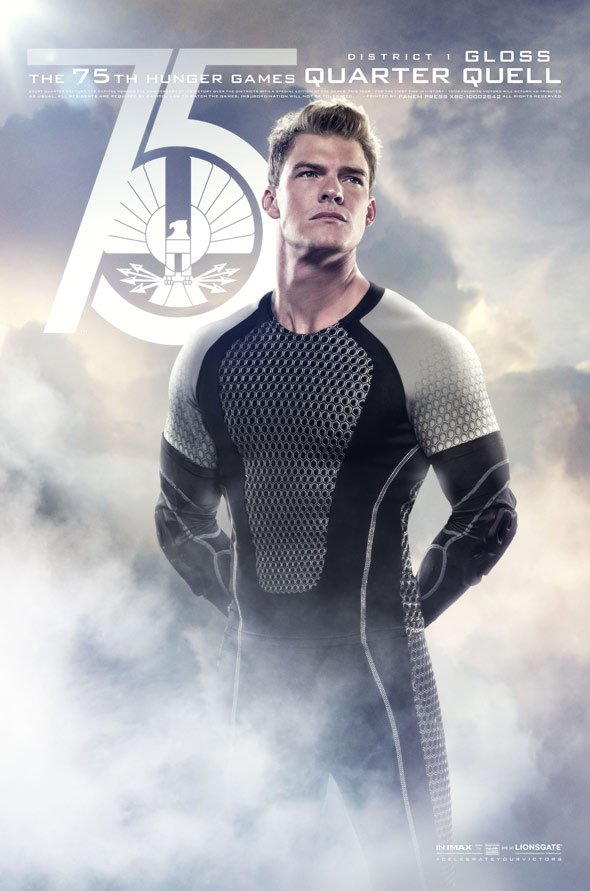 The Hunger Games: Catching Fire Poster #20
