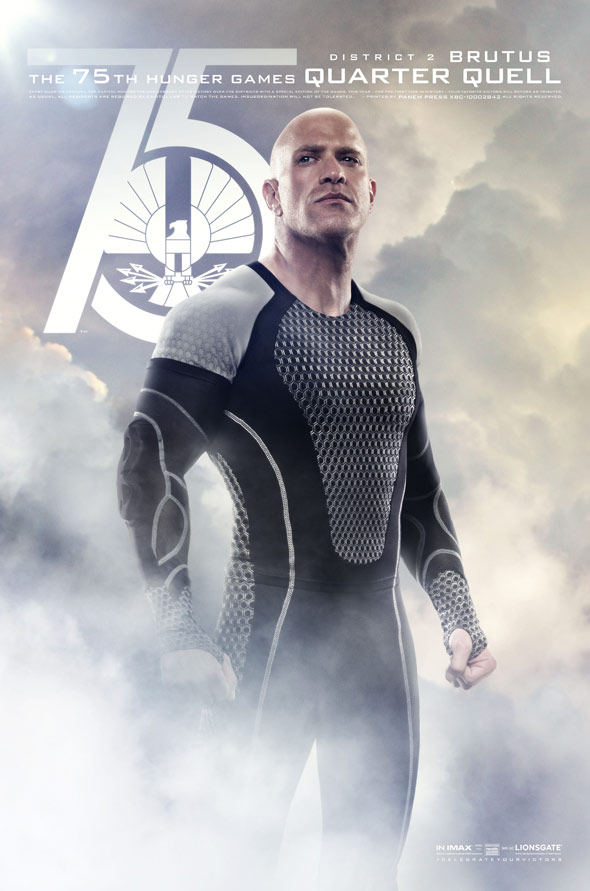 The Hunger Games: Catching Fire Poster #23
