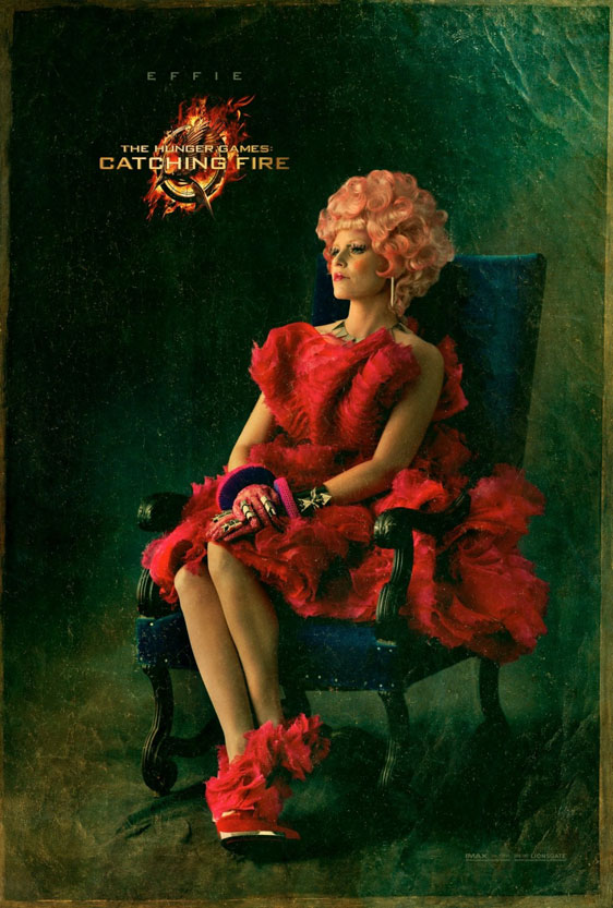 The Hunger Games: Catching Fire Poster #3