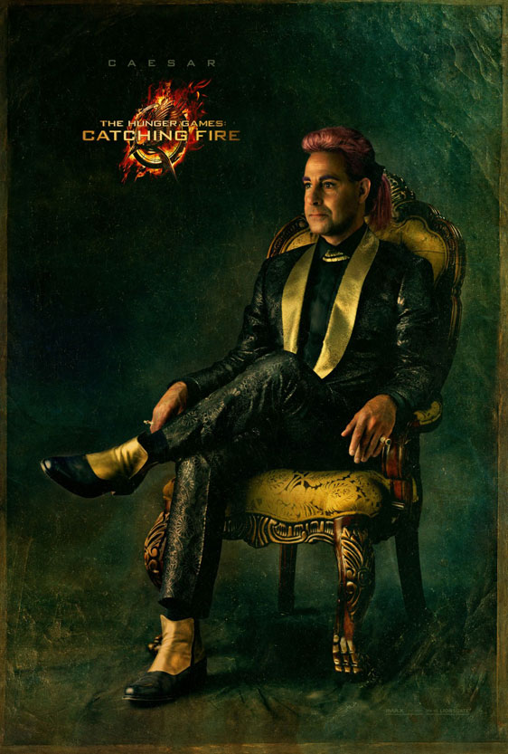 The Hunger Games: Catching Fire Poster #4