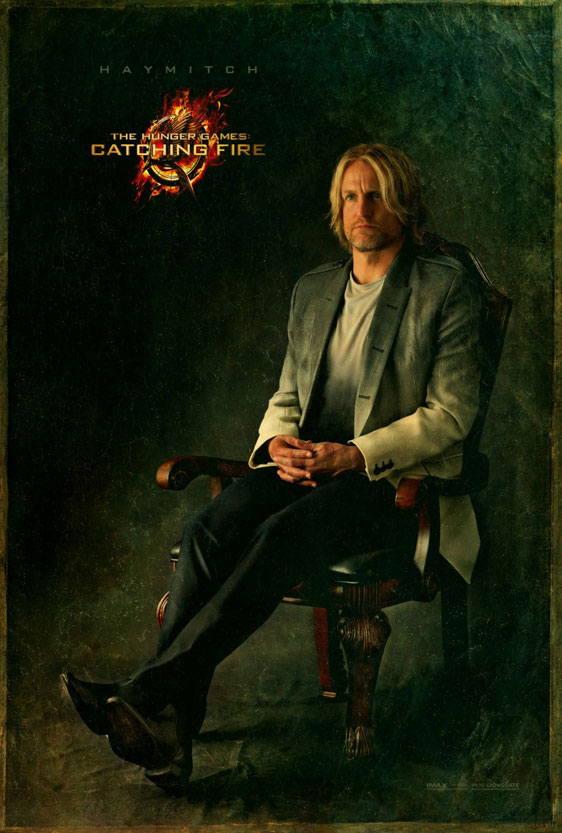 The Hunger Games: Catching Fire Poster #5