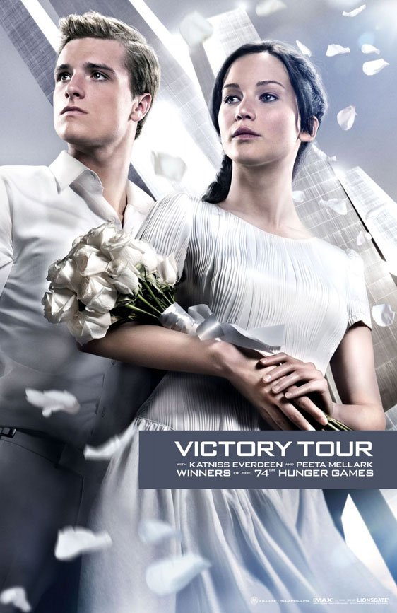 The Hunger Games: Catching Fire Poster #8
