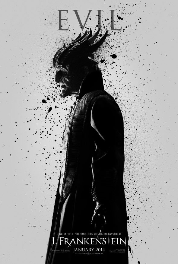 I, Frankenstein Poster #3