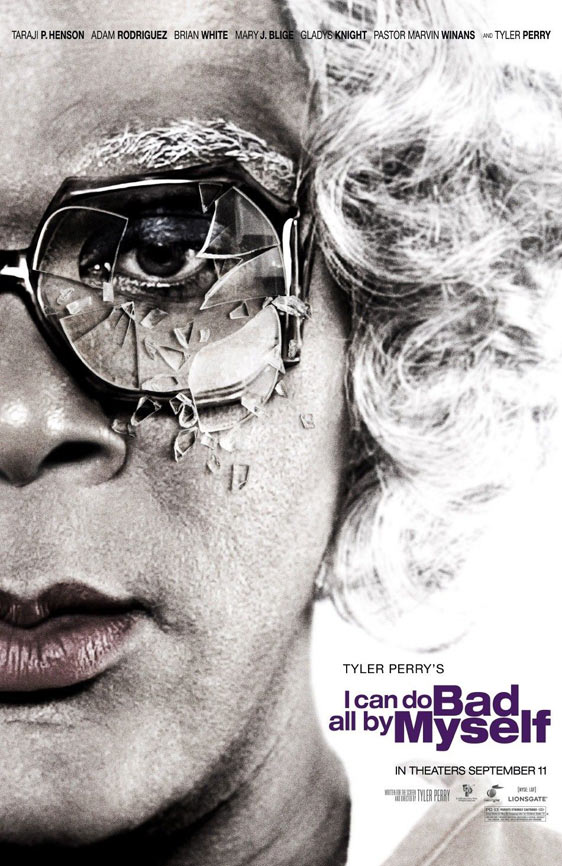 Tyler Perry's I Can Do Bad All By Myself Poster #2