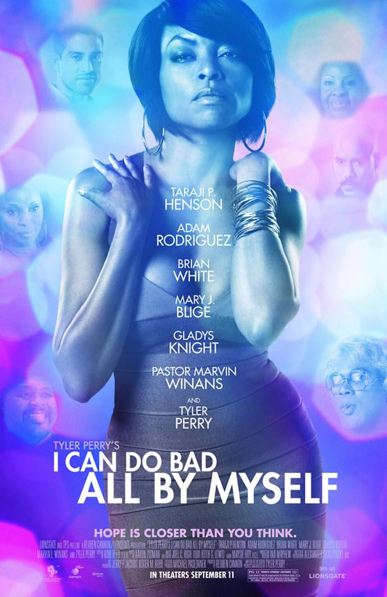 Tyler Perry's I Can Do Bad All By Myself Poster #3