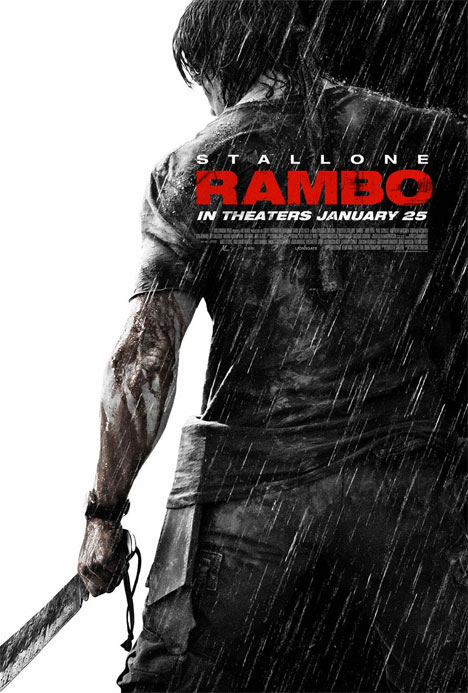 Rambo Poster #1