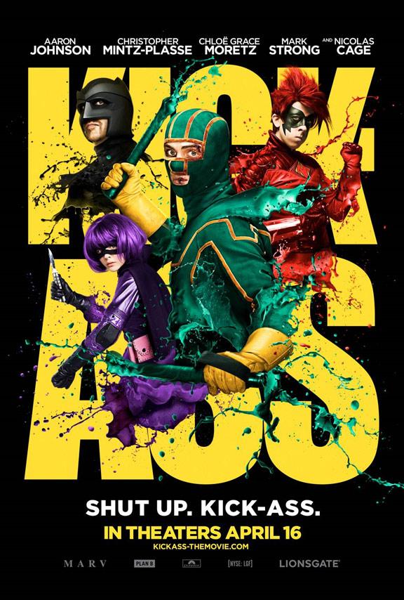 Kick-Ass Poster #10