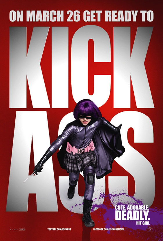 Kick-Ass Poster #12