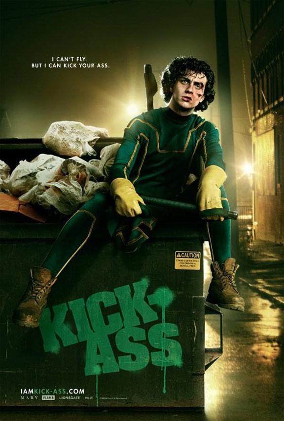 Kick-Ass Poster #6