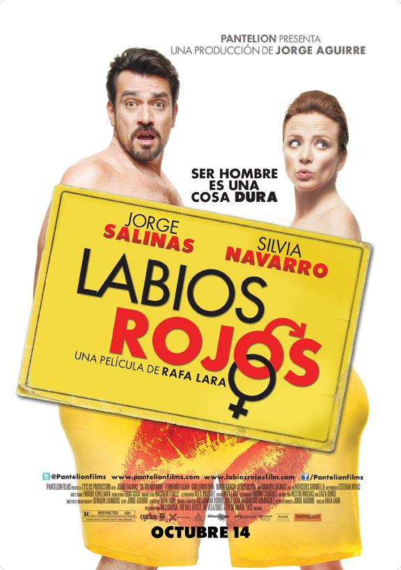Labios Rojos Poster