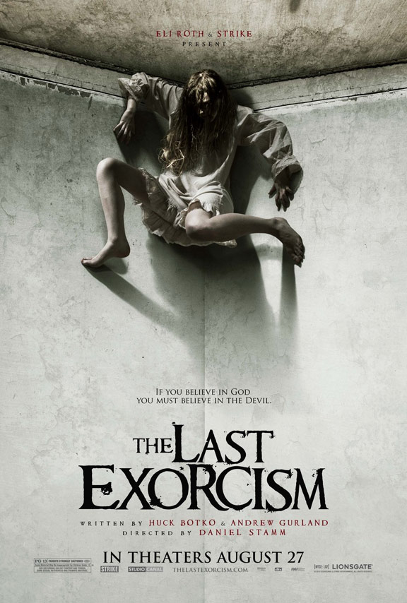 The Last Exorcism Poster #2