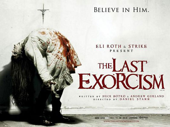 The Last Exorcism Poster #3