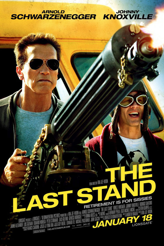 The Last Stand Poster #3