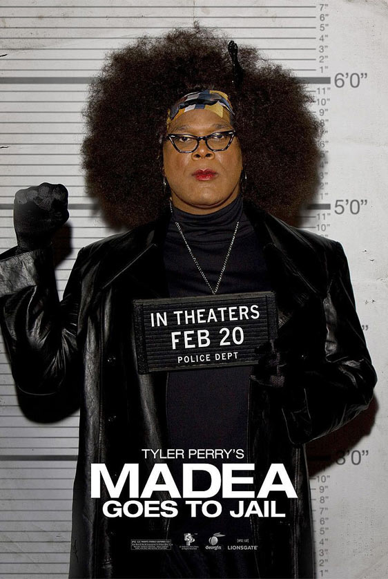 Tyler Perry's Madea Goes to Jail Poster #3