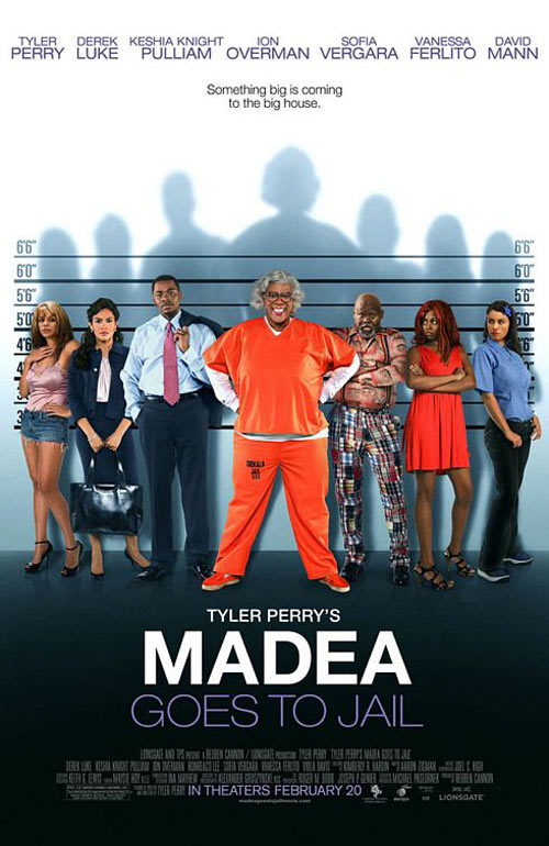 Tyler Perry's Madea Goes to Jail Poster #6