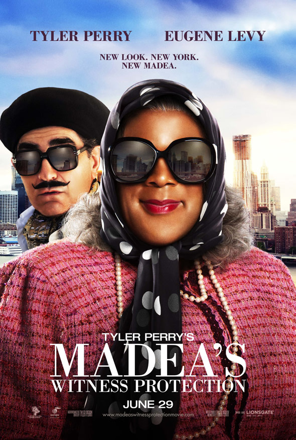 Madea's Witness Protection Poster #1