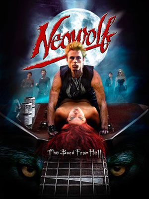 Neowolf Poster #2