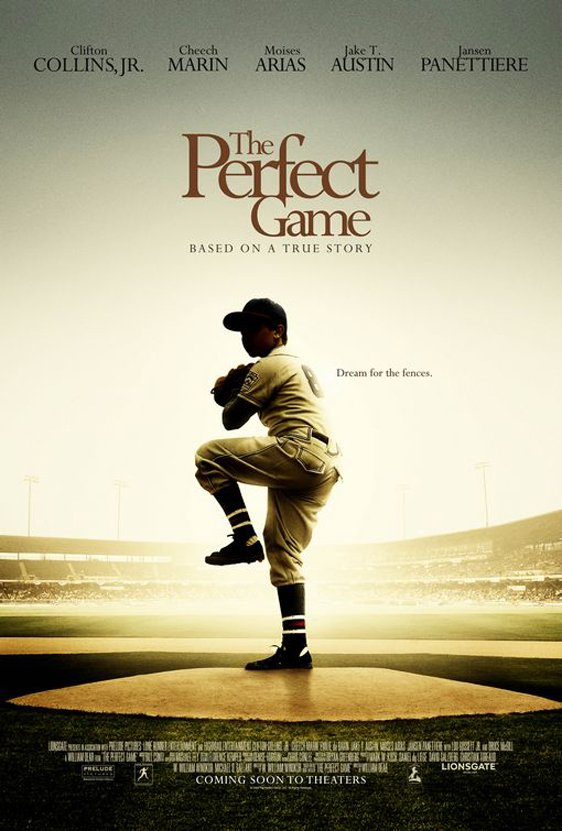 The Perfect Game Poster #1