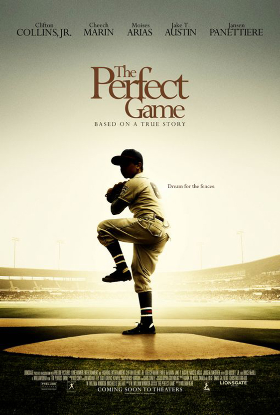 The Perfect Game Poster