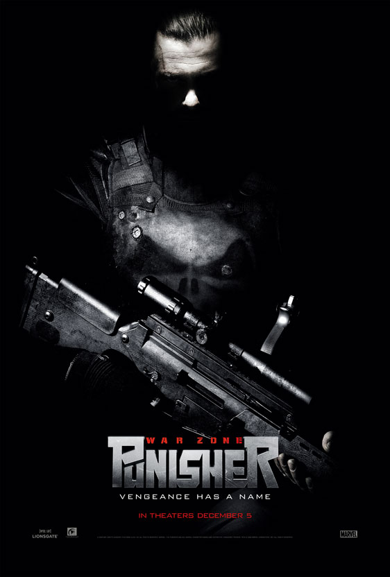 Punisher: War Zone Poster #2