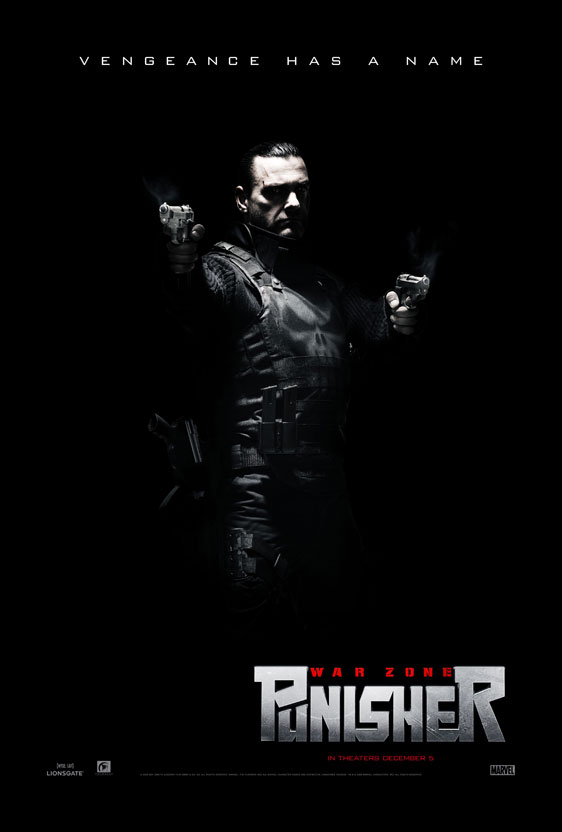 Punisher: War Zone Poster #4