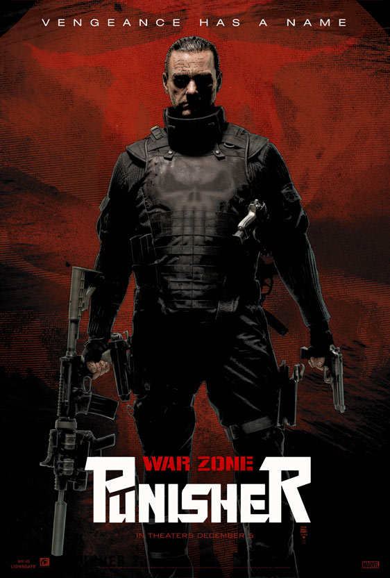 Punisher: War Zone Poster #6