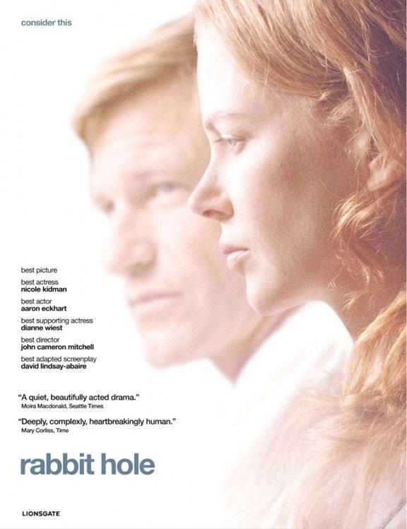 Rabbit Hole Poster #3