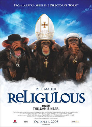 Religulous Poster #2