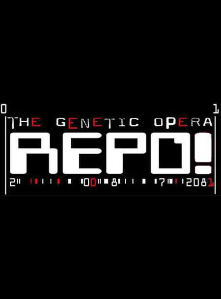 Repo! The Genetic Opera Poster #1
