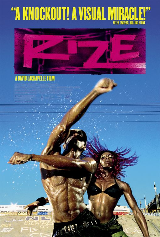 Rize Poster
