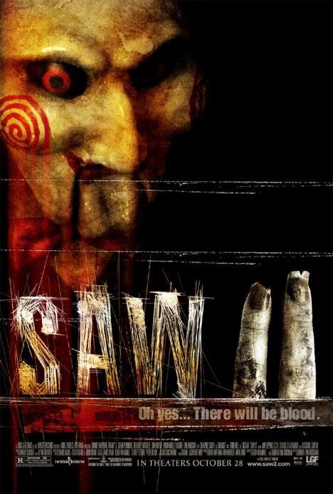 Saw II Poster #1