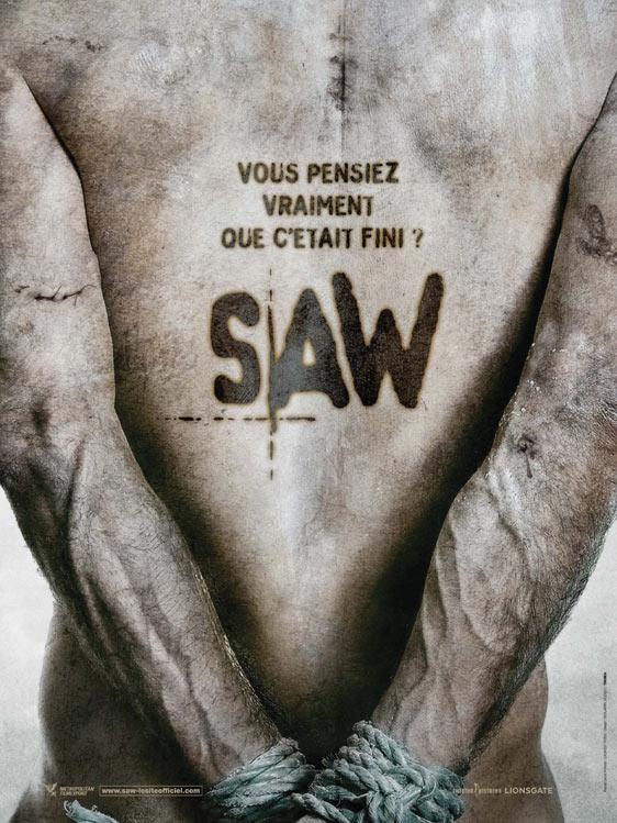 Saw V Poster #5