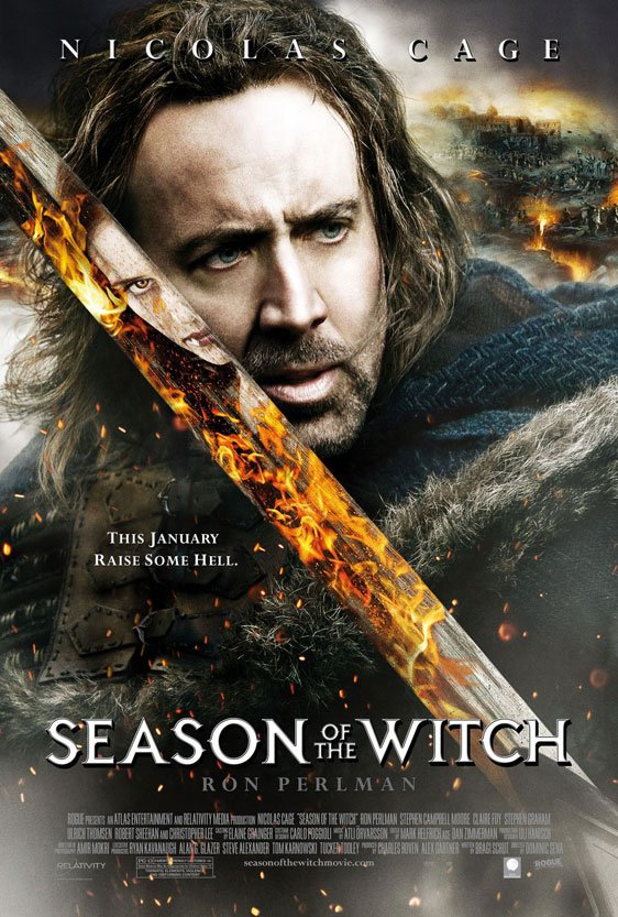 Season of the Witch Poster #3