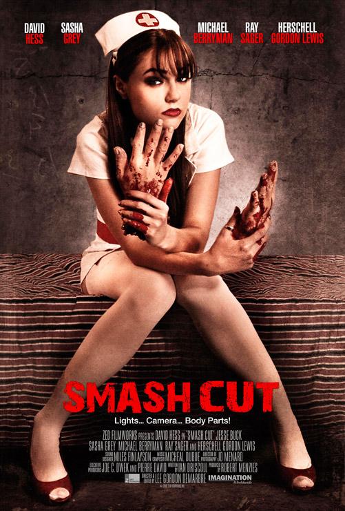 Smash Cut Poster