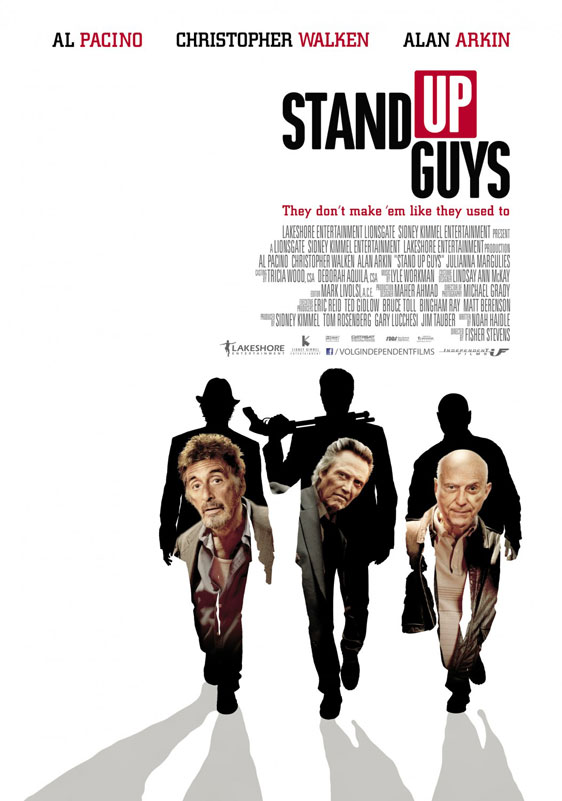 Stand Up Guys Poster #4