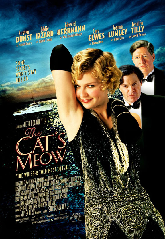 The Cat's Meow Poster
