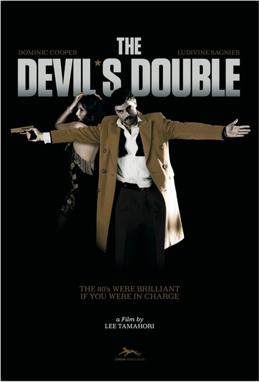 The Devil's Double Poster #2