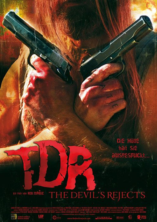 The Devil's Rejects Poster #2