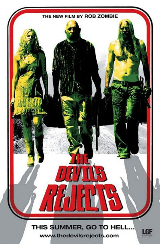 The Devil's Rejects Poster #5