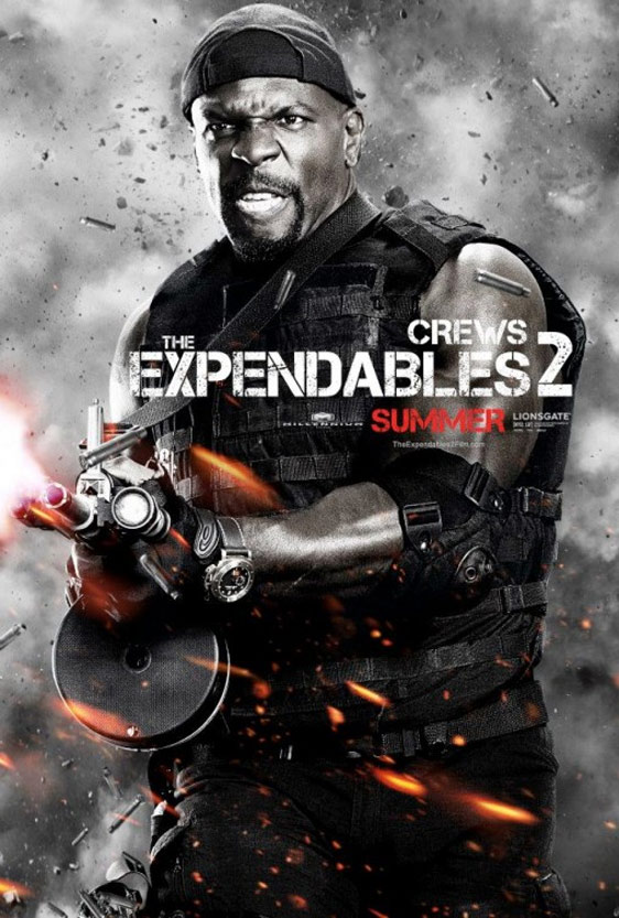 The Expendables 2 Poster #10
