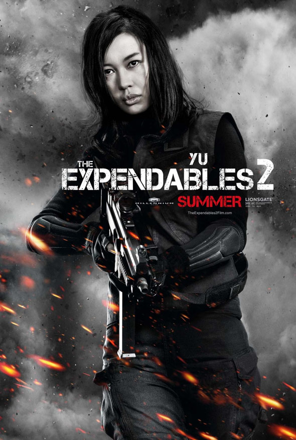 The Expendables 2 Poster #11
