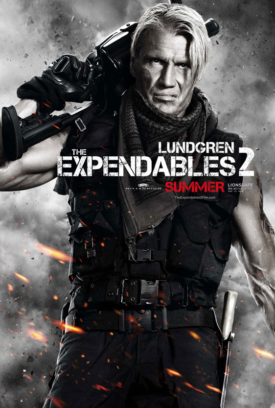 The Expendables 2 Poster #15