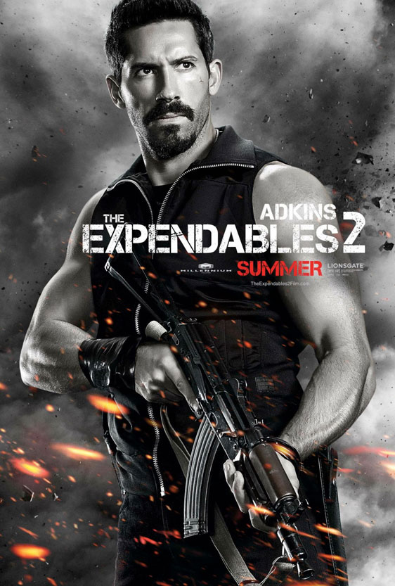 The Expendables 2 Poster #17