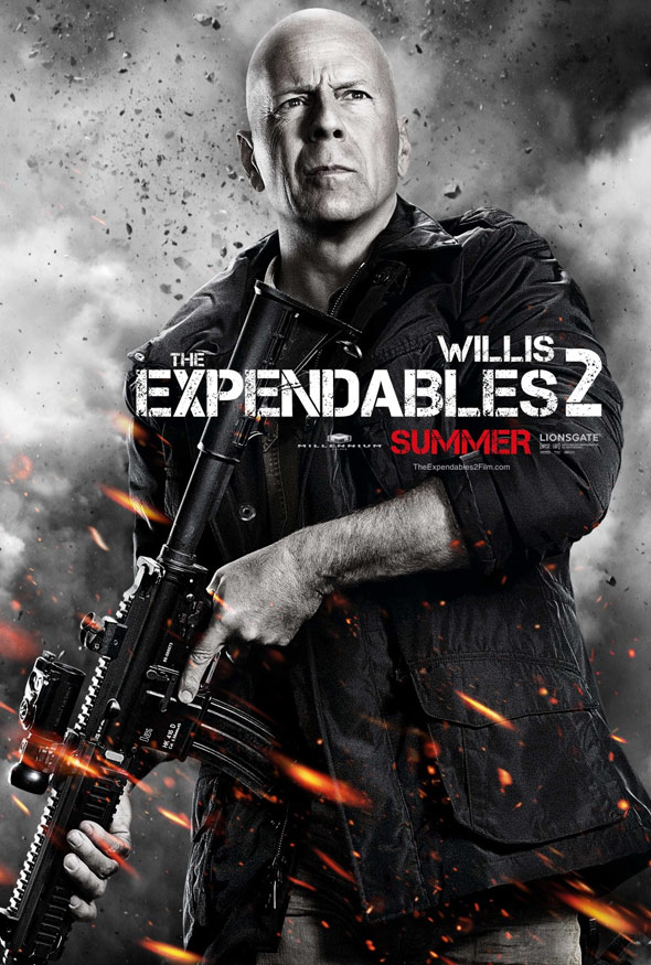 The Expendables 2 Poster #2