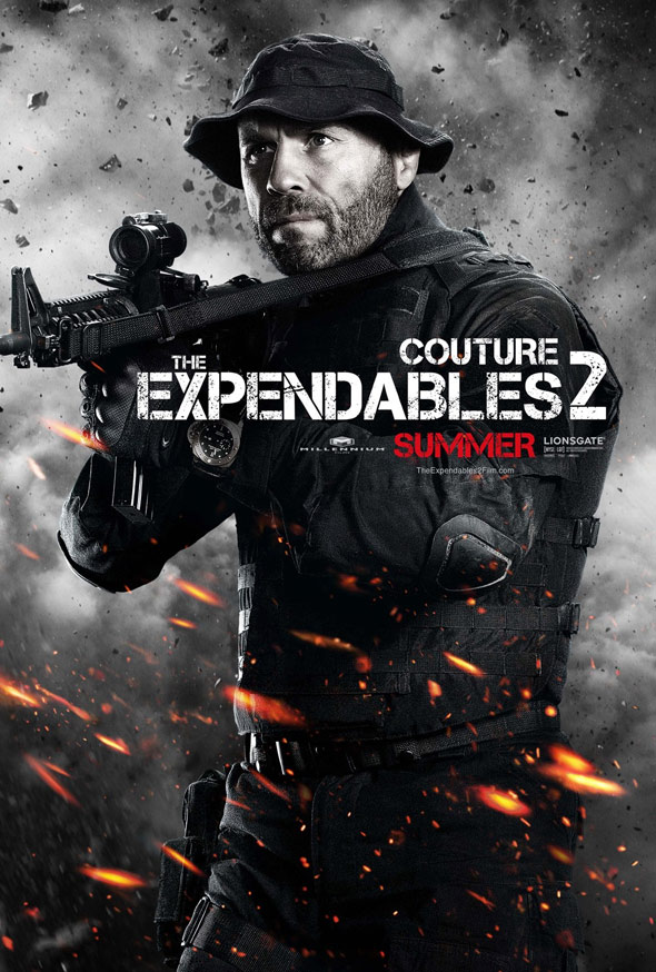 The Expendables 2 Poster #8