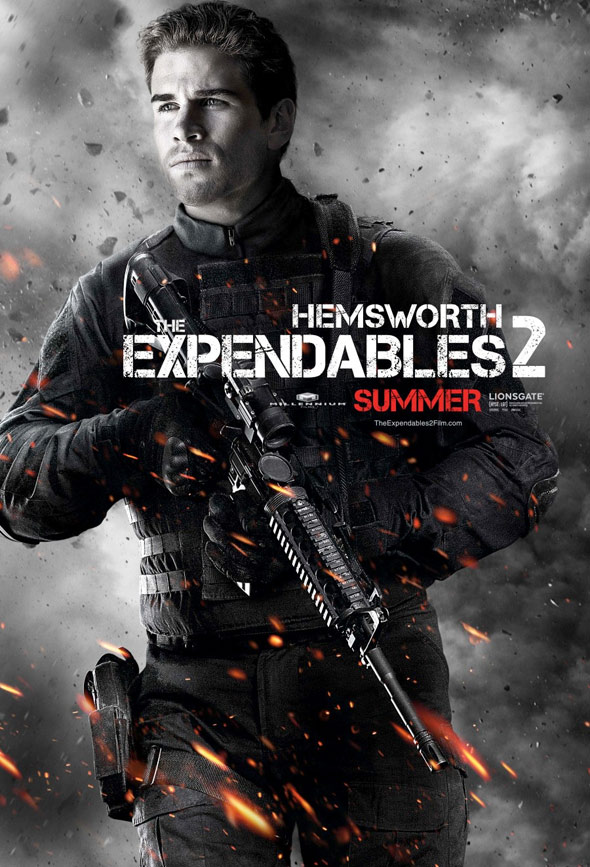 The Expendables 2 Poster #9