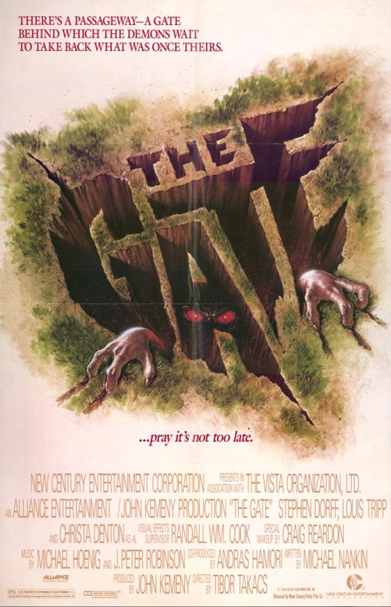 The Gate Poster #1