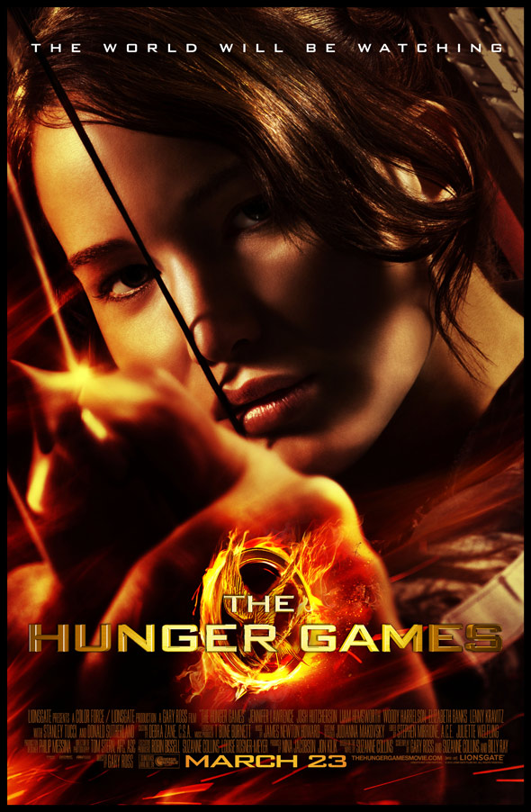 The Hunger Games Poster #11