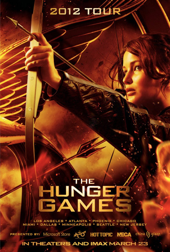 The Hunger Games Poster #13
